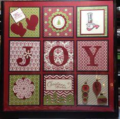 Joy Collage, Sampler