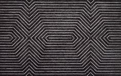 Frank Stella Title Not Known 1967 Lithograph on paper 38 x 55 cm