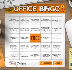 Bored at Work? We've Got the Game For You // http://themuse.com