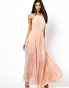 Asos cluster embellished maxi dress - see more at http://themerrybride.org/2014/06/15/possible-bridesmaid-dresses-from-asos-com/