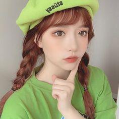 Cute Japanese Girl, Cute Korean Girl, Cute Asian Girls, Cute Girls, Japonese Girl, Cute Girl Face, Ulzzang Korean Girl, Uzzlang Girl, Korean Celebrities