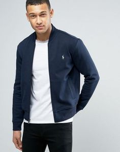Buy Navy Polo ralph lauren Bomber jacket for men at best price. Compare Jackets prices from online stores like Asos - Wossel Global Ralph Lauren Bomber Jacket, Bomber Jacket Men, Ralph Lauren Mens Shirts, Polo Ralph Lauren, Fred Perry, Best Brand, Asos, Men's Jackets, Moda Masculina