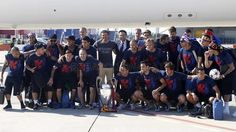 The team #FCBarcelona #Football #FCB #FansFCB #Tripl3t