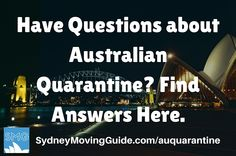 Moving to Australia Tips | Expat Life | Living Abroad | Moving Overseas |  Australian Quarantine is no joke. I know from personal experience as they DESTROYED my shoes because of foreign dirt. Please read this before you move.