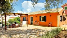 Villa Theano sleeps up to 5 people For more info & pictures visit http://paxossunandsea.com/theano-villa/