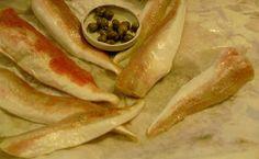 gallinella capperi ricetta