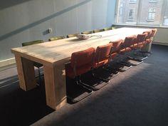 tafel vergader 450 x 120 cm Arnhem