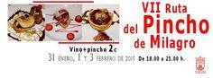 VII Ruta del Pincho, Milagro Navarra