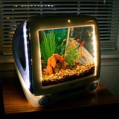 Mac-aquário!
