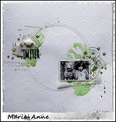 Scrapbook Pages, Scrapbooking Layouts, Layout Inspiration, Sketches, Jouer, National Lampoons Vacation, Paper Scraps, Drawings, Design Inspiration