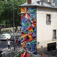 50 incríveis grafites criativos pelo mundo | Criatives | Blog Design, Inspirações, Tutoriais, Web Design