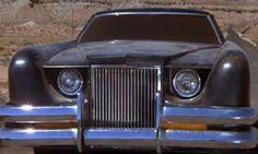 SCARY MOVIE CARS | George Barris Movie Cars