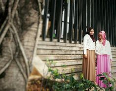 Ootd hijab with cardi and gamis ♥♥  Ig : atssani_bydn Cek on web www.atssani.com