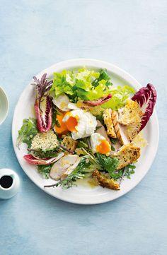 Louise's super green Caesar salad
