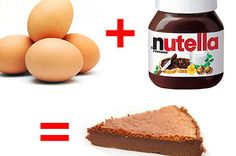 34 Insanely Simple Two-Ingredient Recipes … so when your cabinets are bare, don't despair!!!