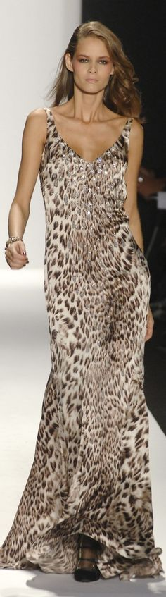 Leopard Print Maxi Dress with Dome Sparkle ♔Life, likes and style of Creole-Belle ♥