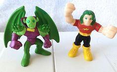 Marvel Super Hero Squad PVC Figure Lot Annihilus and Doc Samson | eBay