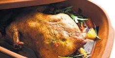 Kylling i leirgryte