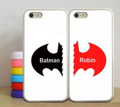 Batman Case Couple CaseBest Friends Case iPhone 5C 5S by Asucase8, $9.99