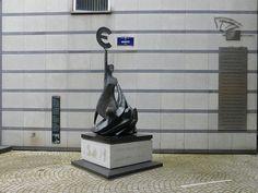 Bruxelles. Parlamento Europeo. Monumento.