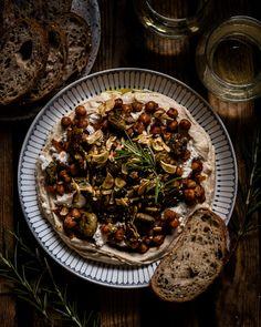Hummus, Feta, Ethnic Recipes, Homemade Hummus