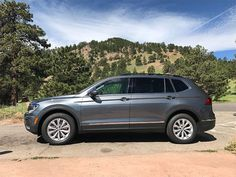 2018 Volkswagen Tiguan Road Test and Review by Carrie Kim | autobytel.com