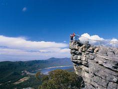 The Pinnacle, Grampians National Park, Australia