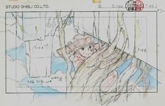 Film: Castle In The Sky ===== Layout Design: Pazu's Plan ===== Characters Shown: Pazu ===== Production Company: Studio Ghibli ===== Director: Hayao Miyazaki ===== Producer: Isao Takahata ===== Written by: Hayao Miyazaki ===== Distributed by: Toei Company