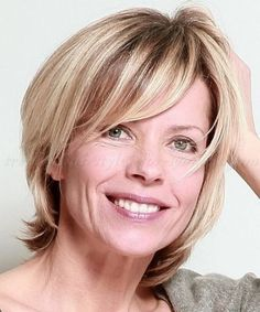 layered haircut for women over