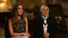 Halla Barakat and her mother Orouba were Syrians living in Turkey and close friends of American humanitarian aid worker Kayla Mueller, who was taken hostage by ISIS.