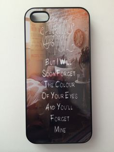 Pierce the Veil iPhone Case  I MUST HAVE THIS!!!!