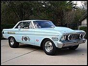 1964 Ford Falcon A/FX.