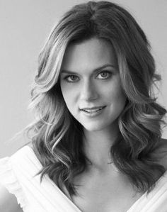Hilarie Burton - I love the layered look of her hair