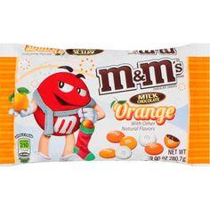 M&M Orange - 9.9oz