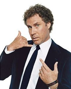 """Will Ferrell- cant help but assume he is saying """"Call me, maybe"""" lol Will Ferrell, E Cards, Funny Shit, The Funny, Funny Stuff, Funny Man, Call Me Maybe, Seriously Funny, Freaking Hilarious"""