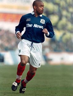 Fitzroy Simpson of Portsmouth in Football Kits, Slimming World Recipes, Portsmouth, World History, Hero, Memories, Running, 1990s, Sports