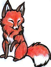 Little fox tattoo by UnearthlyDreams.deviantart.com on @deviantART