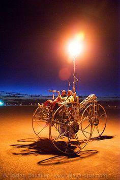 Fire Trike photo by tristan