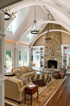 Over 100 Family Room Design Ideas  http://pinterest.com/njestates/family-room-ideas/   Thanks to http://www.njestates.net/real-estate/nj/listings