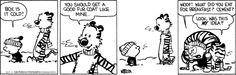 Calvin and Hobbes 3/7/16