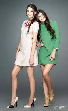 Kylie Jenner (Right) Kendall Jenner (Left) | Chloë Grace Moretz | Favorite Two Siblings | #ChloeGraceMoretz #KylieJenner #KendallJenner