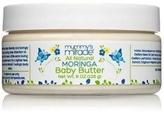 All Natural Mummys Miracle Moringa Baby and Mummy Butter Cream 8 oz  Pediat >>> Read more reviews of the product by visiting the link on the image.  This link participates in Amazon Service LLC Associates Program, a program designed to let participant earn advertising fees by advertising and linking to Amazon.com.