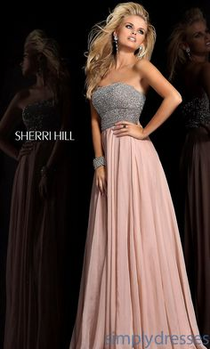 Elegant Prom Gown by Sherri Hill 11017 SH-11017