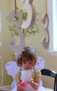 fairy princess party.