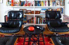 72 kvm design, färg och form - Sköna hem