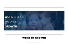 """""""Word of mouth is the driver of growth"""". The Box Populi."""