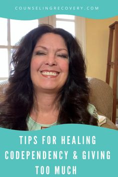 Marriage Advice, Relationship Advice, Give Too Much, Codependency Recovery, Setting Boundaries, Assertiveness, Low Self Esteem, Healthy Relationships, Self Love