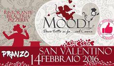 Pranzo Di San Valentino Da Moody http://affariok.blogspot.it/2016/02/pranzo-di-san-valentino-da-moody.html