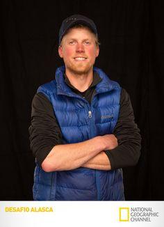 Conheça Tyrell Seavey, um dos oito exploradores desta expedição de proporções épicas. Desafio Alasca. #DesafioAlasca Confira conteúdo exclusivo no www.foxplay.com