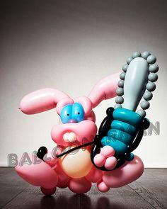 Balloon Rabbit photo